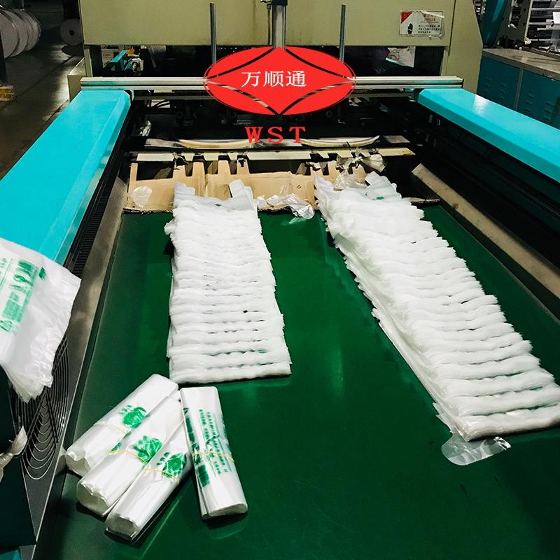塑料包装袋生产现场